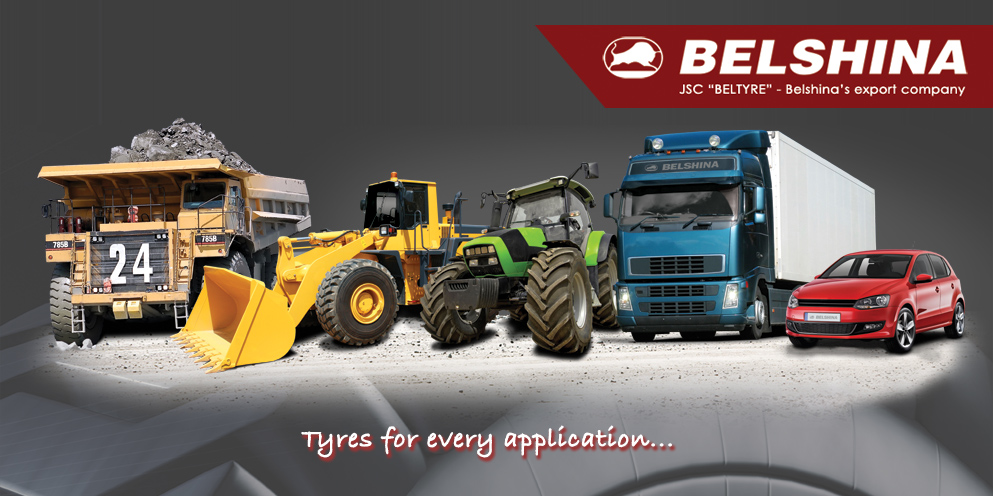 BELSHINA - Beltyre's export company